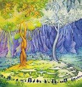Притча про два деревца