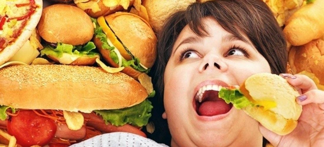 Пищевая  зависимость, психологические причины и последствия