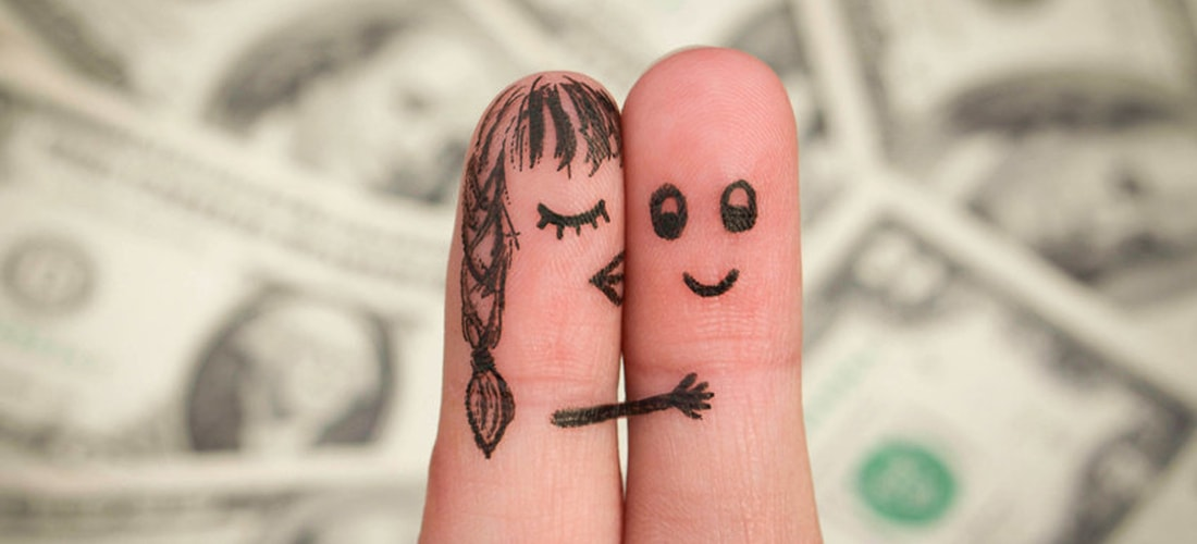 О финансовых взаимоотношениях в паре