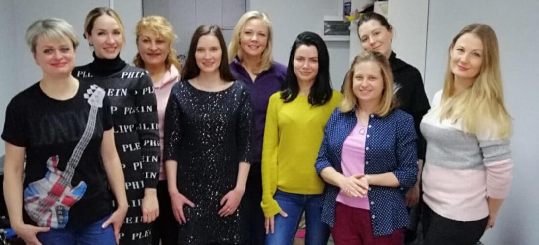 Шестое занятие женской психологической группы Трансформация