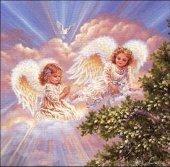 Притча Два ангела